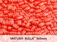 Rulla 3x5mm Pearl Shine Light Coral - 10 g