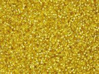 Miyuki Delica DB0145 Silver Lined Yellow - 5 g