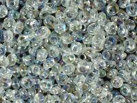 TOHO Magatama 5mm-161 Trans-Rainbow Crystal - 10 g