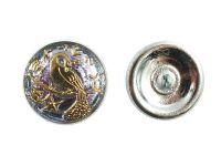Guzik szklany nr187 - 22.5 mm