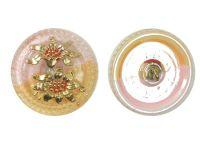 Guzik szklany nr204 - 27 mm
