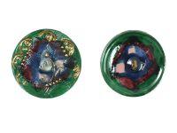 Guzik szklany nr199 - 27 mm