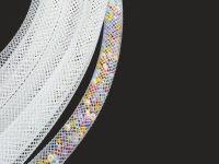 Siatka jubilerska biała 4 mm - 1 metr