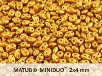 miniDUO 2x4mm Gold Shine Yellow Sun - 50 g