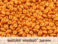 miniDUO 2x4mm Gold Shine Minium - 50 g
