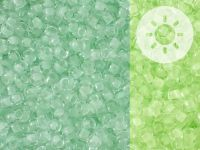 TOHO Round 8o-2722 Glow In The Dark - Mint Green - Bright Green - 10 g