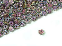 Forget-me-not 5mm Crystal Vitrail Medium Green x2 - 5 g