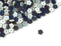 Forget-me-not 5mm Alabaster Azuro - 5 g