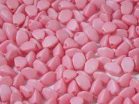 Pinch Beads Rose Silk Mat 5x3 mm - 50 g