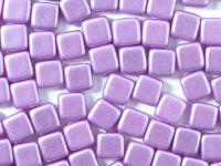 Squares 6mm Pastel Lila - 20 sztuk