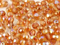 FP 4mm Crystal Orange Rainbow - 50 g