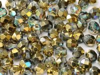 FP 4mm Crystal Golden Rainbow - 50 g
