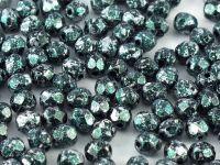 FP 4mm Metallic Marble Green - 50 g