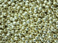TOHO Round 8o-PF558 Permanent Finish - Galvanized Aluminium - 250 g