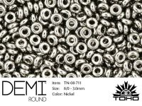 TOHO Demi Round 8o-711 Nickel - 5 g