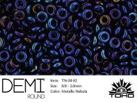 TOHO Demi Round 8o-82 Metallic Nebula - 5 g