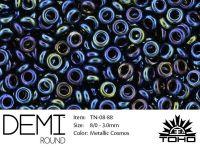 TOHO Demi Round 8o-88 Metallic Cosmos - 5 g