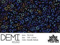 TOHO Demi Round 11o-82 Metallic Nebula - 5 g