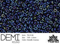 TOHO Demi Round 11o-88 Metallic Cosmos - 5 g