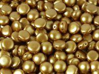 Candy 8mm Matte Metallic Flax - 10 sztuk
