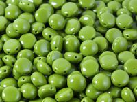 Candy 8mm Opaque Olive - 10 sztuk