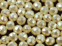 FP 8mm Coated Cream Pearl - 10 sztuk