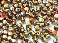 Pellet 4x6mm Crystal California Gold Rush - 20 sztuk