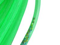 Siatka jubilerska zielona 4 mm - 1 metr