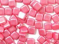 Tile 6mm Pearl Shine Light Pink - 20 sztuk