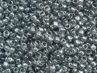 TOHO Round 8o-113 Trans-Lustered Black Diamond - 10 g