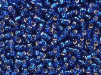 TOHO Round 8o-2206C Silver-Lined Starry Night Blue - 10 g