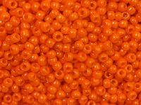 TOHO Round 8o-42D Opaque Orange - 10 g