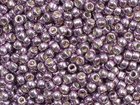 TOHO Round 8o-554 Galvanized Lilac - 10 g