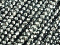 FP 4mm Black Frosted Pearl - 40 sztuk