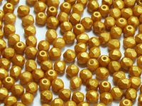 FP 3mm Gold Shine Yellow Sun - 40 sztuk