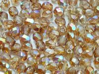 FP 4mm Crystal Brown Rainbow - 50 g