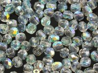 FP 4mm Crystal Blue Rainbow - 50 g