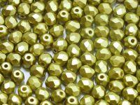 FP 4mm Pastel Lime - 40 sztuk