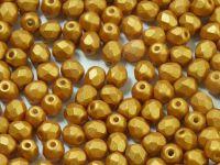 FP 4mm Gold Shine Yellow Sun - 40 sztuk