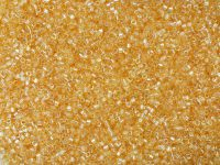 Miyuki Delica DB1252 Transp. Crystal Ivory AB - 5 g