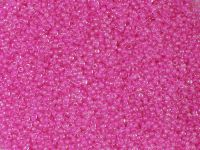 PRECIOSA Rocaille 9o-Hot Pink-Lined Crystal - 50 g