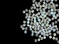 Round Beads Crystal AB 3 mm - 100 g