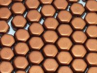 Honeycomb Bronze Fire Red - 100 g