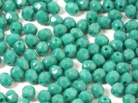 FP 4mm Opaque Persian Turquoise - 50 g