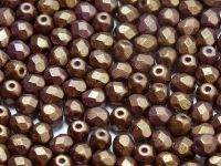 FP 4mm Gold Shine Saddle Brown - 50 g