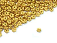 Forget-me-not 5mm Gold Shine Yellow Sun - 5 g