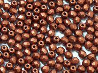 FP 3mm Matte Metallic Dark Copper - 40 sztuk