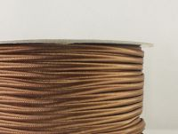 Sutasz chiński jasnobrązowy 3.2 mm - szpulka 50 m