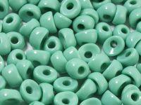 Nano Beads Green Turquoise  - 5 sztuk