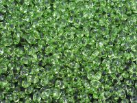 Twin 2.5x5mm Crystal Lime Solgel - 50 g